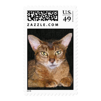 Abyssinian Stamps