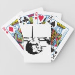 AC-130 BICYCLE PLAYING CARDS