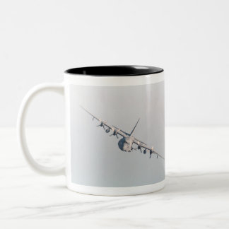 AC-130 Gunship Two-Tone Coffee Mug