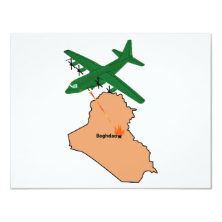 AC-130 Spectre - Baghdad Card