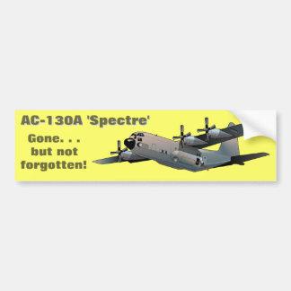 AC-130A 'Spectre Pegatina Para Auto