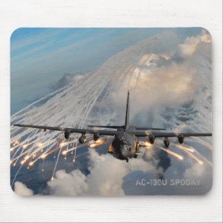 AC-130U fantasmagórico Alfombrilla De Ratón