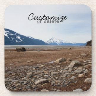 AC Alaskan Coast Drink Coaster