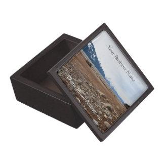 AC Alaskan Coast Jewelry Box