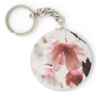 AC- Cherry blossom keychain keychain