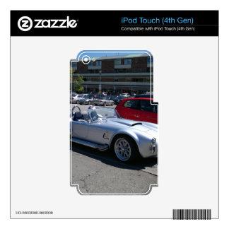 AC Cobra Replica iPod Touch 4G Decal