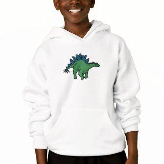 AC- Cute Stegosaurus Sweatshirt