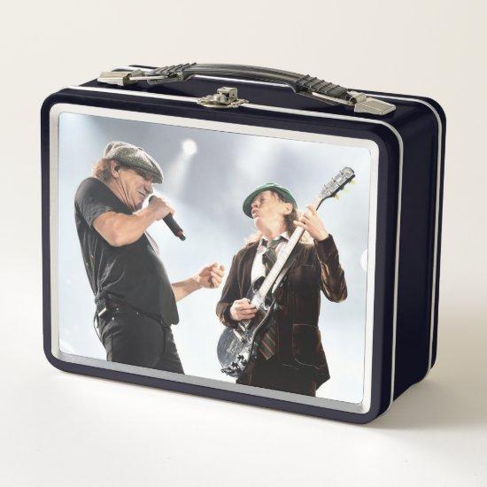 AC/DC | Dodger Stadium Metal Lunch Box