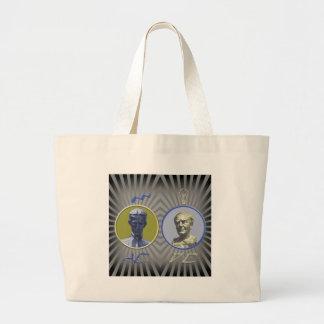 AC DC stone version Jumbo Tote Bag