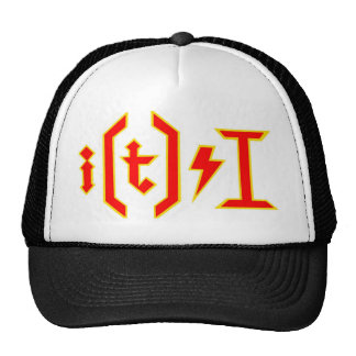 AC DC TRUCKER HAT