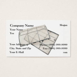 AC filters Business Card