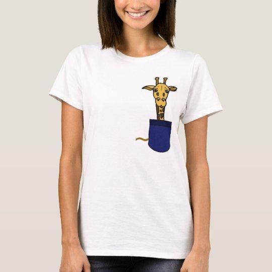 AC- Giraffe in a Pocket Shirt