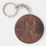 AC- Lucky Penny Keychain