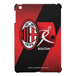 AC Milan Boston Logo & Stripes iPad Mini case