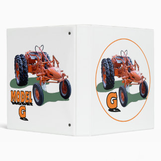AC-Model G Vinyl Binders