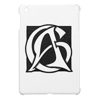 AC Monogram iPad Mini Covers