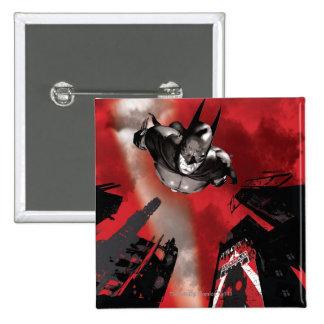 AC Poster - Batman flying Pins