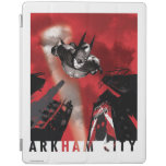 AC Poster - Batman flying iPad Cover