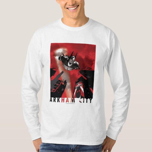 AC Poster - Batman flying T Shirt