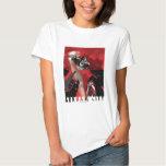 AC Poster - Batman flying Tee Shirt