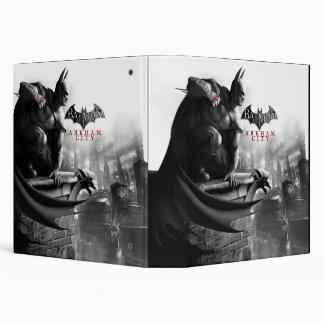 AC Poster - Batman Gargoyle Ledge 3 Ring Binder