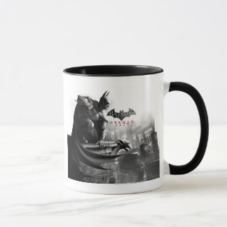 AC Poster - Batman Gargoyle Ledge Mug