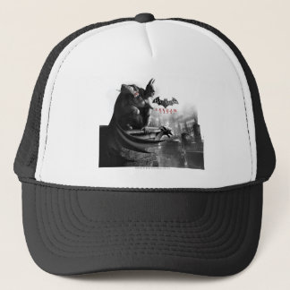 AC Poster - Batman Gargoyle Ledge Trucker Hat