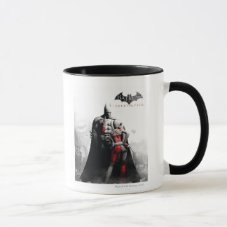 AC Poster - Batman & Harley Mug