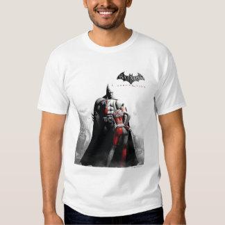 AC Poster - Batman & Harley Tee Shirt