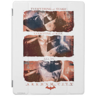 AC Poster - Everything At Stake iPad Smart Cover