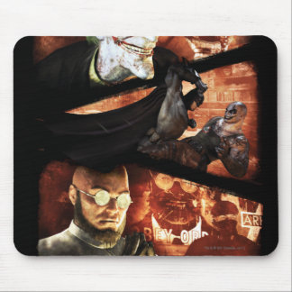 AC Poster - You're Not Safe Here 2 Mouse Pad