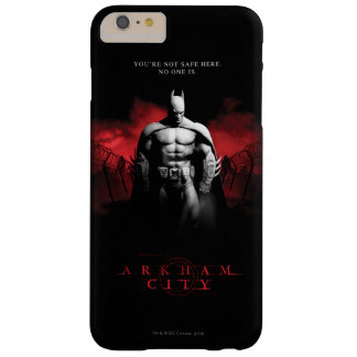 AC Poster - You're Not Safe Here Barely There iPhone 6 Plus Case