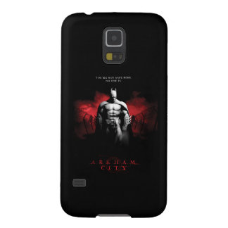 AC Poster - You're Not Safe Here Cases For Galaxy S5
