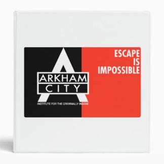 AC Propaganda - Escape is Impossible 3 Ring Binder