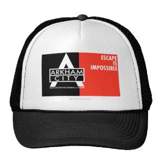 AC Propaganda - Escape is Impossible Trucker Hat