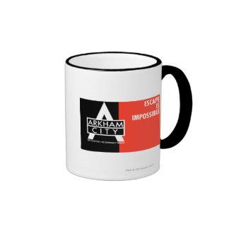 AC Propaganda - Escape is Impossible Ringer Mug