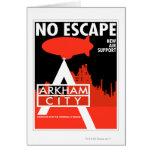 AC Propaganda - No Escape - New Air Support Greeting Cards