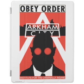 AC Propaganda - Obey Order iPad Smart Cover