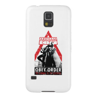 AC Propaganda - Obey/To Submit Is To Survive Case For Galaxy S5