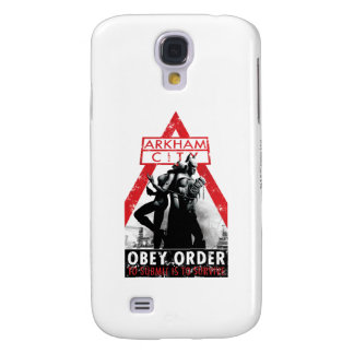 AC Propaganda - Obey/To Submit Is To Survive Galaxy S4 Cover
