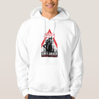 AC Propaganda - Obey/To Submit Is To Survive Hoodie