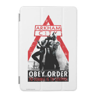 AC Propaganda - Obey/To Submit Is To Survive iPad Mini Cover