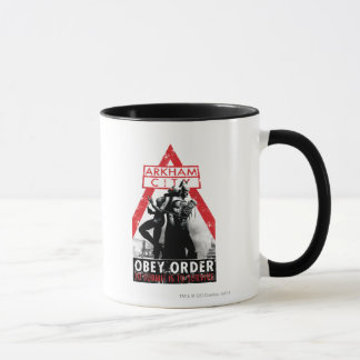 AC Propaganda - Obey/To Submit Is To Survive Mug