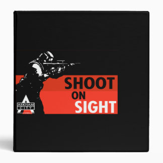 AC Propaganda - Shoot On Sight Binder