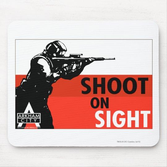 AC Propaganda - Shoot On Sight Mouse Pad