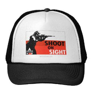 AC Propaganda - Shoot On Sight Trucker Hat