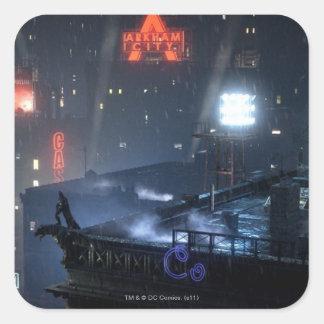 AC Screenshot 26 Square Sticker