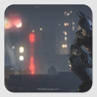 AC Screenshot 33 Square Sticker