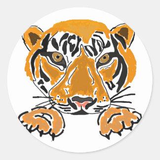 AC- Tigers stickers