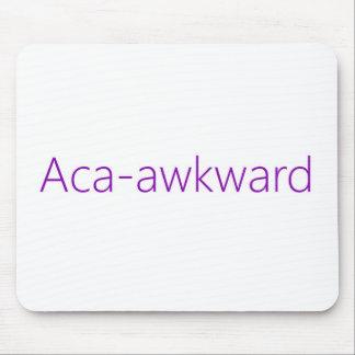 Aca-awkward Mousepad